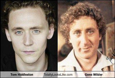Nooooo!!!! - Loki Totally Looks Like Gene Wilder! lol