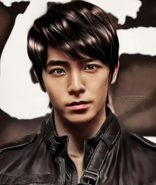 Donghae fan art