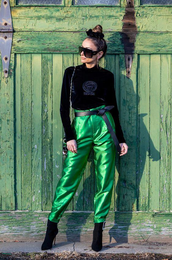 Lauren R. - Emerald Metallic