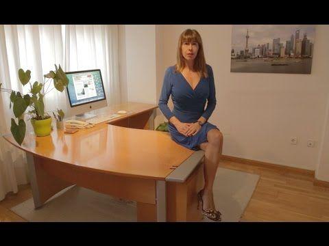 Luisa Alcalde: A contracorriente - YouTube