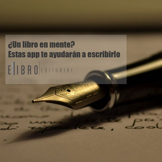 #App para #escribir. #Escritura