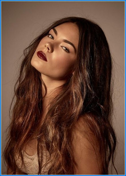 Hair Color For Olive Skin And Hazel Eyes Hair