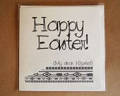 buy your handmade Easter cards here!