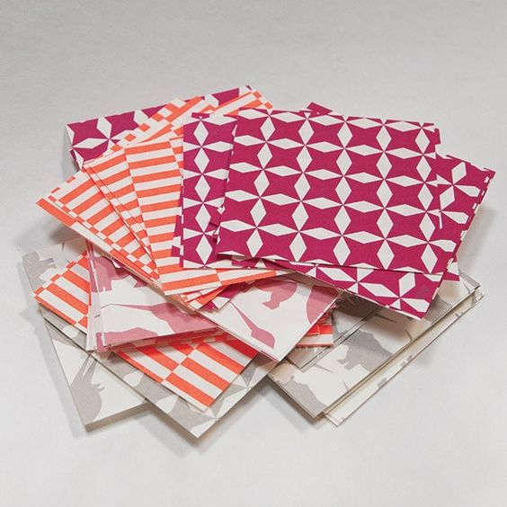 Set of small squares