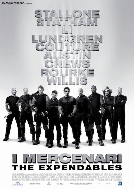 I Mercenari - The Expendables, in onda venerdì 9 novembre alle 21:05 su Rai 2.