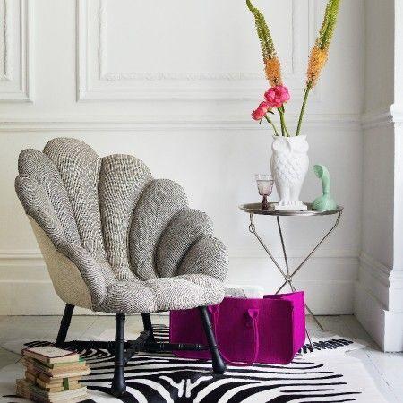 Ariel Rococo Chair
