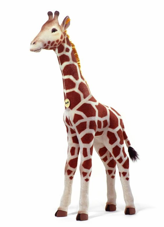 stuffed giraffe for valentines day