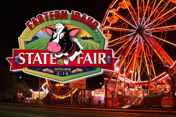 """""""Haven't been to the Idaho State Fair but one day, far ahead in the future,  will head out In that direction towards the fair"""".      *thereallinda"""