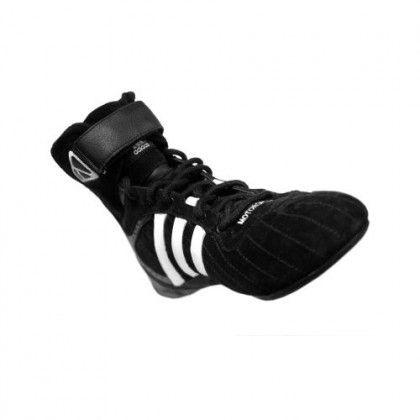 clon La Internet compartir  Adidas Feroza Elite Race Boot Black   Black boots, Wrestling boots, Adidas