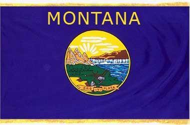 montana s flag