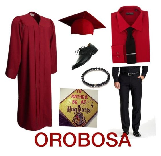 """Squad Graduation pt.3"" by cry-baby50 on Polyvore featuring Ballin and Vivien Frank Designs"
