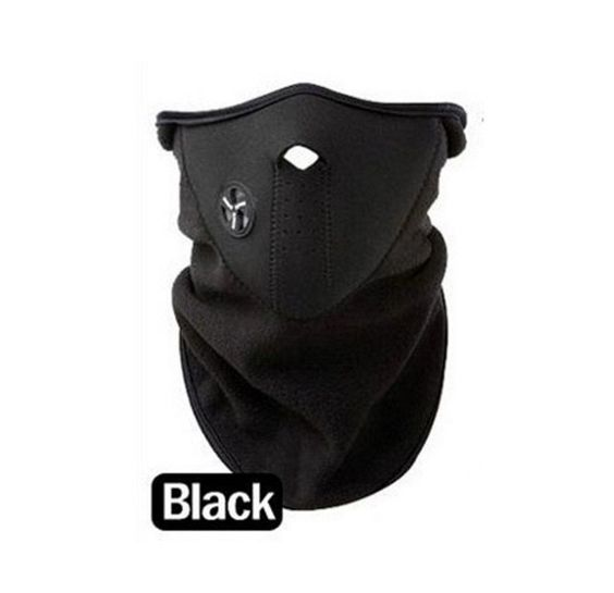 Balaclava Face Mask COMFORTABLE WINTER FACE MASK STOPS WIND, YET BREATHES EASY Just pull this winter face mask on when you're working or playing outdoors, and you're not only pretty darn intimidating