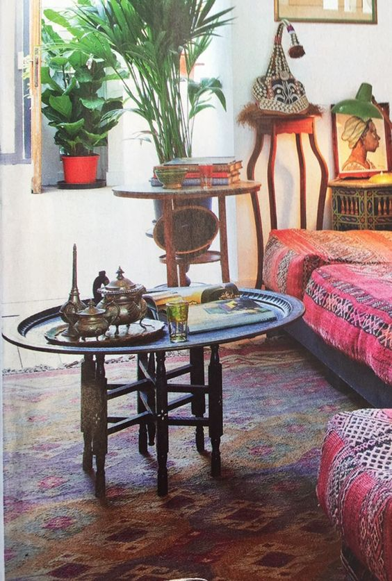 Moroccan or Turkish dwellings - Better Homes & Gardens