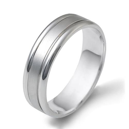 Gzz 10038 Mens Wedding Bands Mens Wedding Bands White Gold Sterling Silver Wedding Rings
