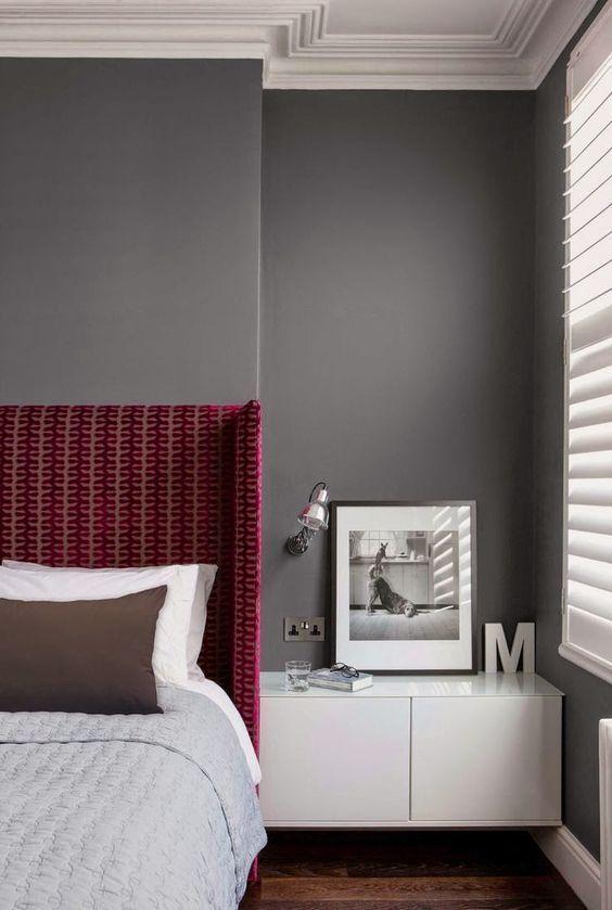 Intente Darle A Su Espacio Un Toque Unico Vea El Diseno Mas Moderno De Sillas Aqui Www Covethouse Eu Best Interior Paint Burgundy Bedroom Interior Paint
