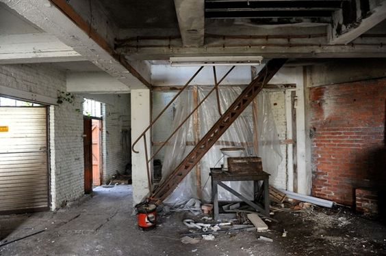 Huilerie Grisard à Mons #spaque #fricheindustrielle #brownfields #rehabilitation #remediation