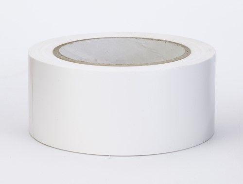 Pvc Vinyl Aisle Marking Tape 6 Mil 2 X 36 Yd White Pack Of 24 Pvc Vinyl Vinyl Tape