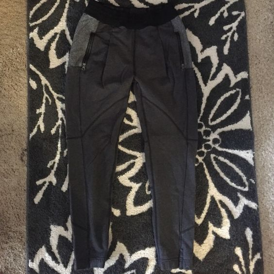 Lululemon Sweatpants Lululemon Sweatpants sz 4, price firm, no trades lululemon athletica Pants Track Pants & Joggers