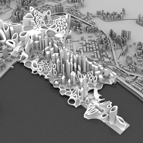 Architecture Design Values grasshopper urban design - google 搜尋 | system fluid | pinterest