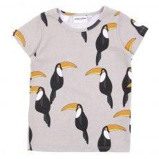 T-shirt Toucan Gris