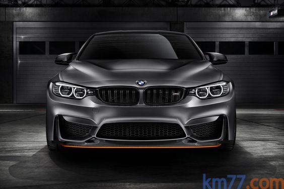 BMW Concept M4 GTS (prototipo) Coupé Exterior Frontal 2 puertas