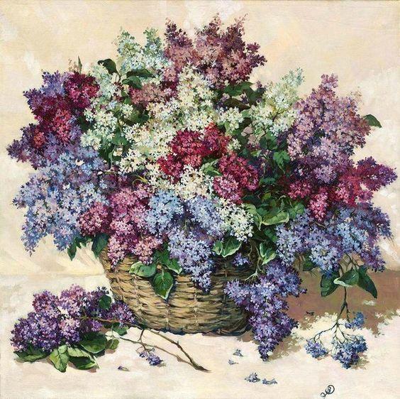 Fleurs et jardins en peinture - Page 16