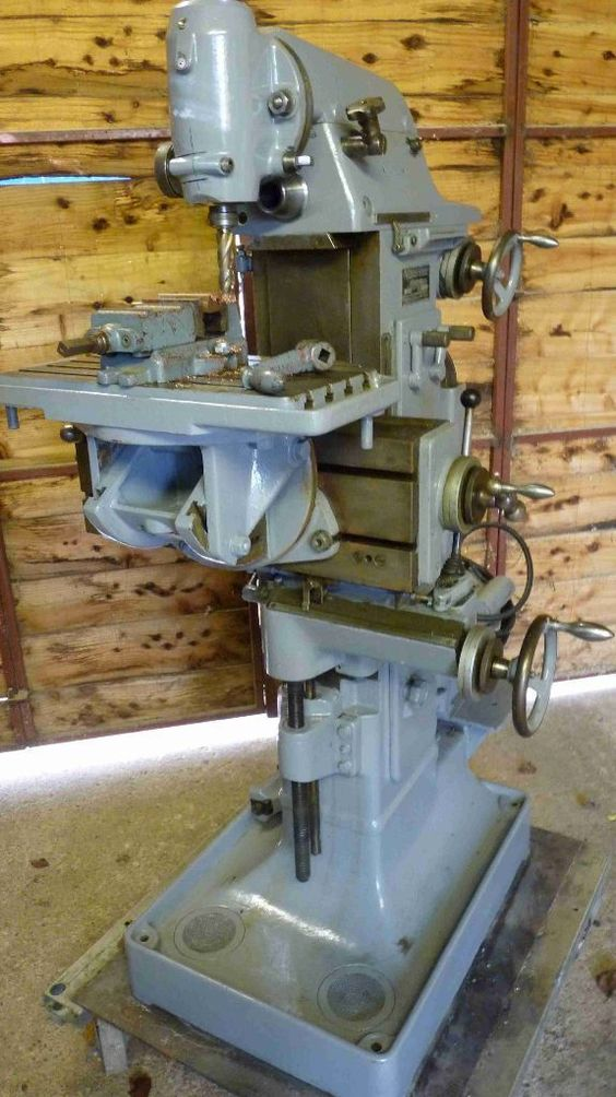 manual milling machine for sale