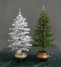 DIY~Fun Beaded Christmas Tree Garland For The Kids To Make ...