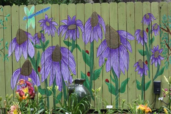 Gardens beautiful and backyards on pinterest for Cypress gardens mural