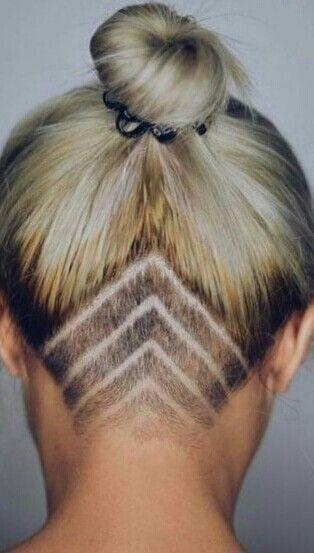43+ Long hair womens undercut trends