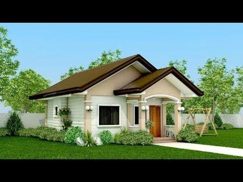 In Photos Ofw Built His P500k Dream House A Small And Yet Beautiful House Simple Bungalow House Designs Simple House Design Bungalow House Design