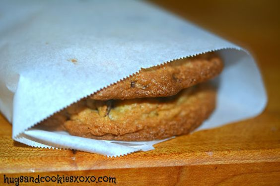 THE BEST GLUTEN FREE CHOCOLATE CHIP COOKIES!!!!  (Recipe works perfectly with regular flour, too!!)