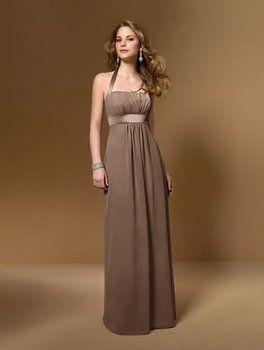 Mocha Bridesmaid And Bridesmaid Dresses On Pinterest