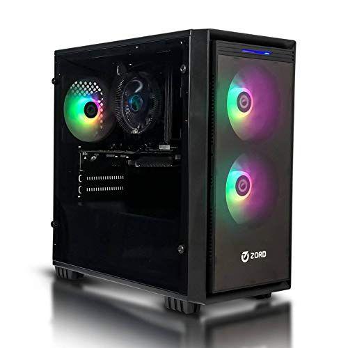 كمبيوتر العاب زورد اوتركس المزود بمعالج رايزن 3100 زورد Electronic Products Gaming Pc Games