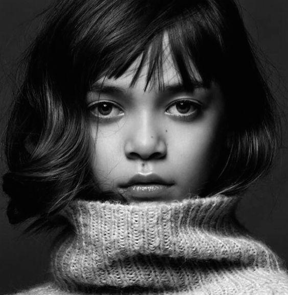 I heart this timeless photo image by #RobertBeczarski @rbeczarski of teen model #MakennaKlein @starannjones. #fashionphotgraphyappreciation