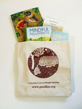 Parallax Press - Tote Bag