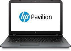 """Das HP Pavilion 17-g154ng Notebook ist in der Kategorie bis 550€ ein wahres Schwergewicht. Mit seinen 2,8 Kg hat es ein spürbares Gewicht. Aber dies ist auch durch die 17"""" Zoll Variante bedingt."""