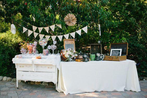 Decoración para bodas con jaulas