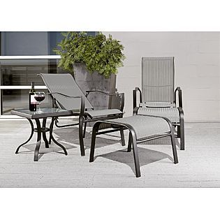 Garden Oasis -Hinton 5pc Seating Set