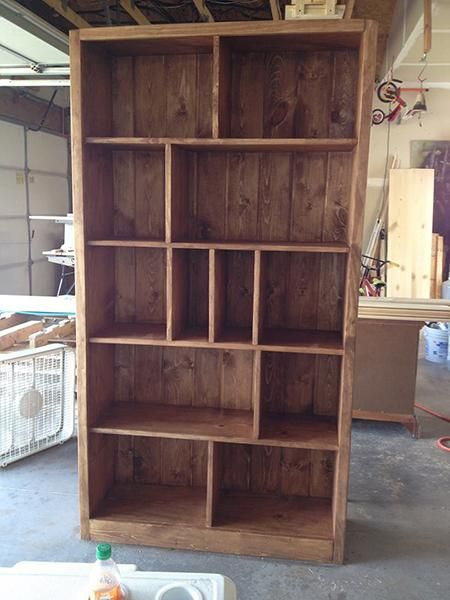 Custom game and bookcase woodworking videos plans for Custom bookcase plans