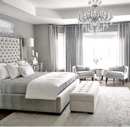 Trendy Bedroom Modern White Chandeliers Ideas Luxurious Bedrooms Bedroom Interior Master Bedrooms Decor