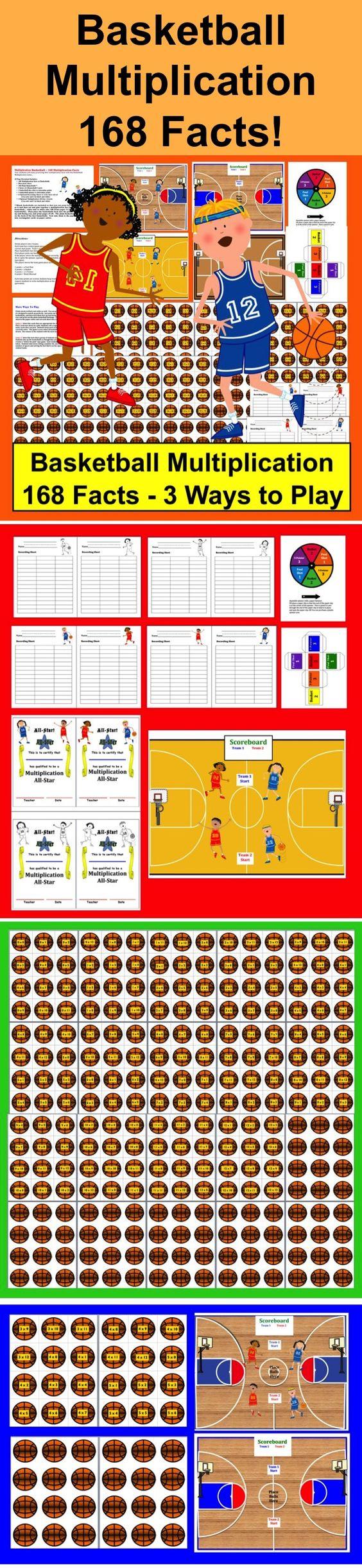 Worksheet Basketball Multiplication basketball multiplication scalien colors student and words on pinterest basketball