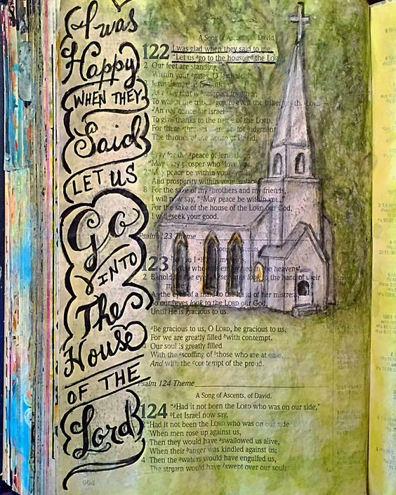 Psalm 122 Linda Solomon