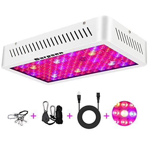 Garpsen 1000w 2000w Double Chips Led Grow Light Optical Lens Full Spectrum Led Plant Light With Daisy Chain Rope Hanger S Hydroponics Led Grow Lights Led Grow