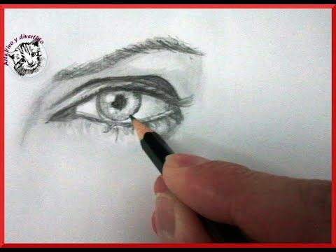 Como Dibujar Un Retrato Linea Jako Del Bueno Youtube Dibujos De Ojos Como Dibujar Ojos Tecnicas De Dibujo