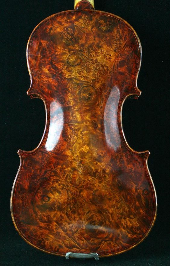 Bird Eyes Violin | Violin for sale | BIRD EYES MAPLE BACK Stradivarius violin | Shop violin on mastersviolin.com