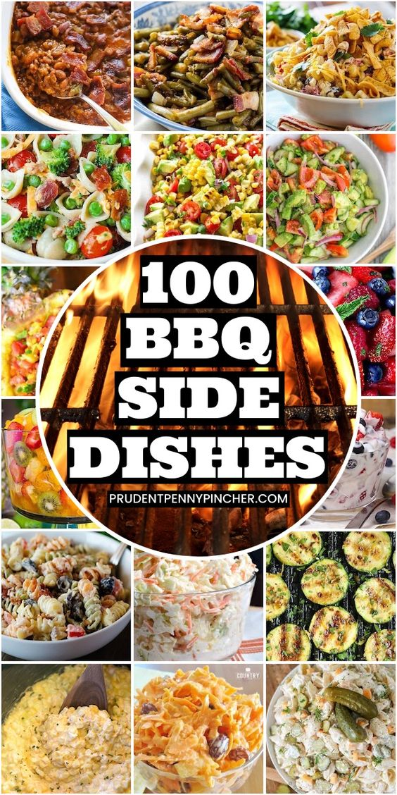 100 Best BBQ Side Dishes
