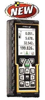 NEW -- STABILA LD520 Laser Distance Measure - View and Download the LD-520 MANUAL at:  http://lineartools.net/LD520_en.pdf