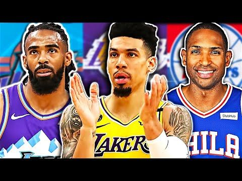 5 Disappointing Signings After The 2019 2020 Nba Season Youtube In 2020 Nba Season Los Angeles Lakers Basketball Utah Jazz Basketball
