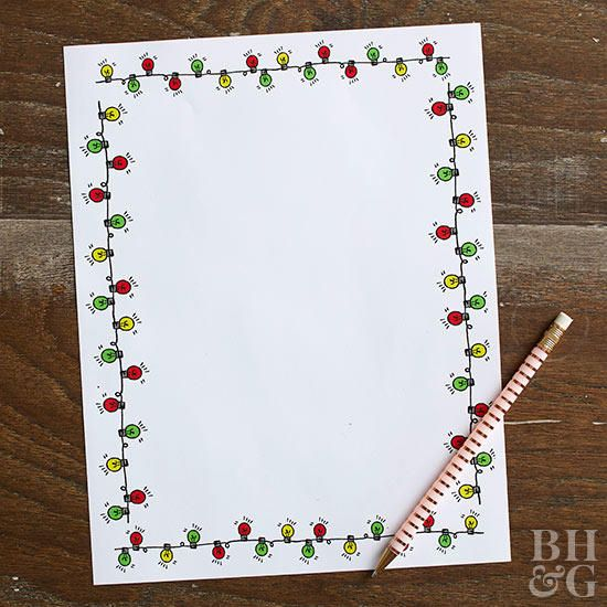 33 Free Templates To Help You Send Holiday Cheer Christmas Letter Template Christmas Letter Template Free Christmas Card Templates Free